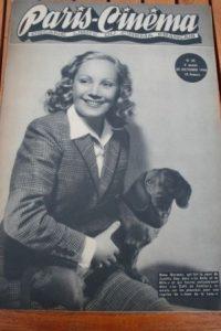 1946 Nane Germon Ginger Rogers Simone Simon