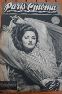 1947 Vintage Magazine Martha Vickers