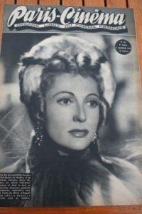 1947 Annie Ducaux Viveca Lindfors Dennis Morgan
