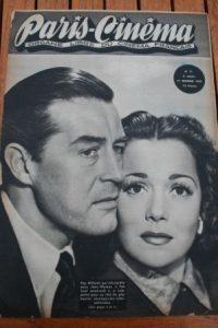 1947 Jane Wyman Ray Milland Marie Dea