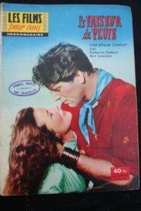 1957 Katharine Hepburn Burt Lancaster The Rainmaker