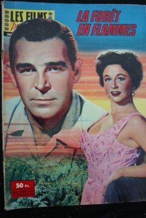 1958 Rod Cameron Vera Ralston Ray Collins