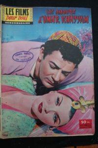 1958 Cornel Wilde Debra Paget Michael Rennie