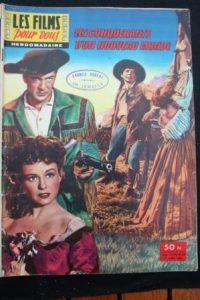 1958 Gary Cooper Paulette Goddard Boris Karloff