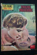 1958 Carol Ohmart Tom Tryon Jody Lawrance Scarlet Hour