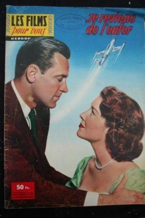 1958 William Holden Virginia Leith Lloyd Nolan