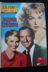 1959 Jean Seberg Deborah Kerr Mylene Demongeot