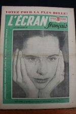1949 Andree Clement Festival Cannes 1949 Jiri Trnka