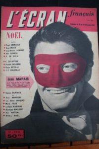 1951 Jean Marais Daniele Delorme Maria Felix Bourvil
