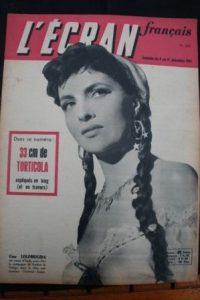 1951 Gina Lollobrigida Micheline Presle Poul Reichhardt