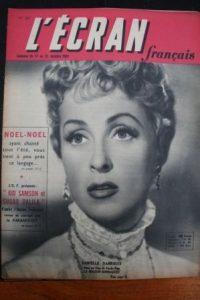 1951 Danielle Darrieux Noel Noel Hedy Lamarr