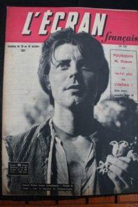 1951 Gerard Philipe Fernand Ledoux Cecile Aubry