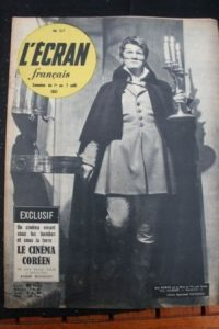 1951 Jean Marais Simone Valere Raimu Ginette Leclerc