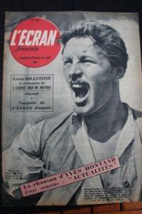 1951 Jacques Sernas Eric Von Stroheim Leo Genn