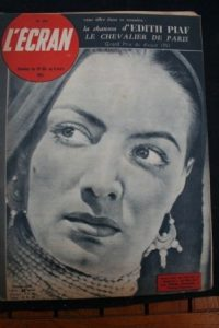 1951 Maria Felix Sam Wanamaker Lea Padovani