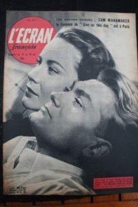 1951 Jean Marais Alida Valli Jane Marken Sam Wanamaker
