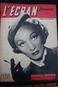 1952 Marlene Dietrich Basil Radford Jimmy Hanley