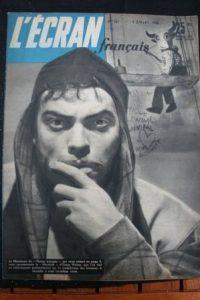 1950 Orson Welles Lena Horne Konstantin Zaslonov