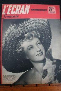 1950 Annie Ducaux Louise Carletti Jean Gabin