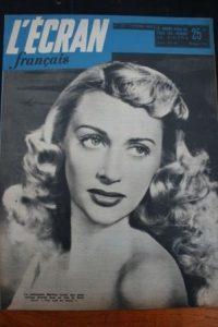 1950 Martine Carol Roberto Benzi John Carrol Naish