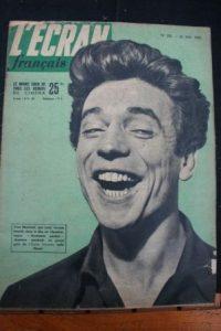 1950 Yves Montand Adele Mara Gaby Morlay