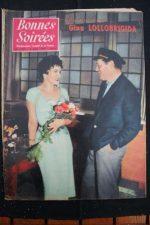 1955 Gina Lollobrigida Eddie Constantine