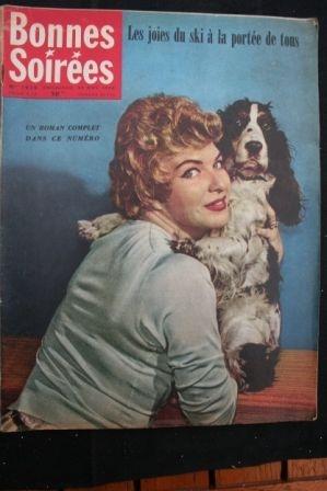 1958 Vintage Magazine Line Renaud