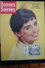 1959 Vintage Magazine Millie Perkins Anne Frank
