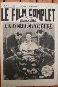 1924 Carlo Aldini Liliana Ardea Mercedes Brignone