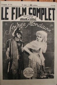 1924 Andre Luguet Paulette Ray Michel Floresco