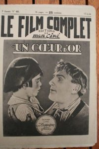1924 George Beban Helen Jerome Eddy Irene Rich
