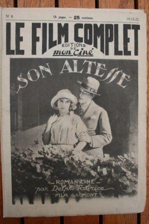 1922 Blanche Montel Marguerite Madys Carlos Avril