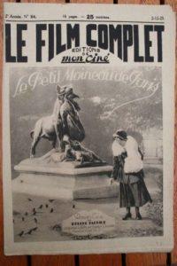 1923 Regine Bouet Berthe Jalabert Georges Melchior
