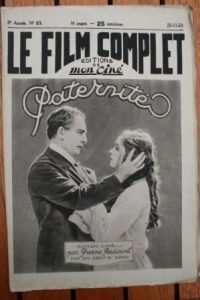 1923 Andre Nox Lucien Dalsace Nina Orlova