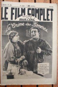 1923 Germaine Fontanes Angele Decori Suzy Boldes