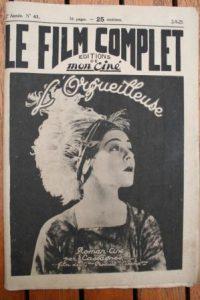 1923 Alla Nazimova George Probert John Steppling