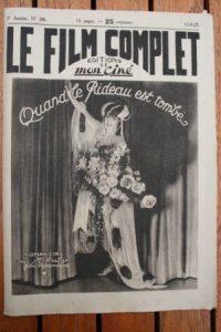 1923 Elsie Ferguson Reginald Denny Marc McDermott