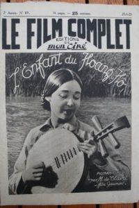 1923 Sessue Hayakawa Helen Jerome Eddy