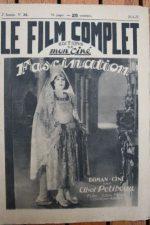 1923 Mae Murray Creighton Hale Charles Lane