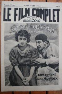 1923 Raoul Paoli Paulette Ray Hugues de Bagratide