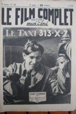 1923 Saint-Granier Floury Marguerite Madys