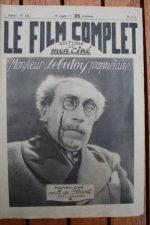 1923 Andre Lefaur Pierrette Caillol Pierre Pierade