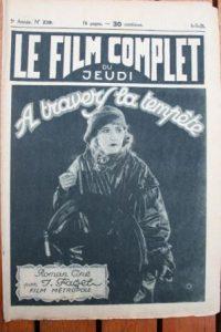 1926 Anna Q. Nilsson Will Jeffries Madge Bellamy
