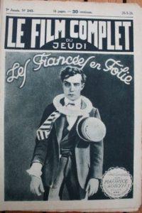 1926 Buster Keaton T. Roy Barnes Snitz Edwards