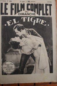 1926 Antonio Moreno Estelle Taylor G. Raymond Nye