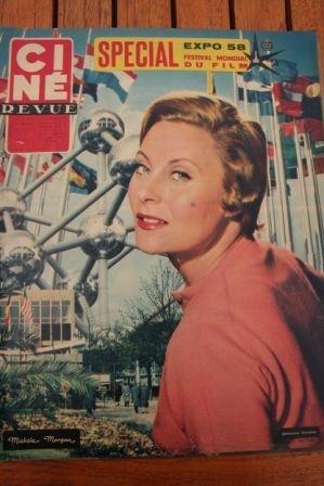 Kirk Douglas Annie Cordy Montgomery Clift Sophia Loren
