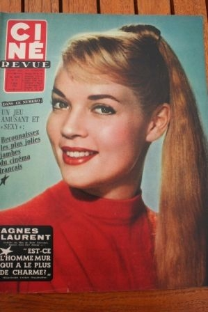 58 Agnes Laurent Gene Kelly Frank Sinatra Teresa Wright