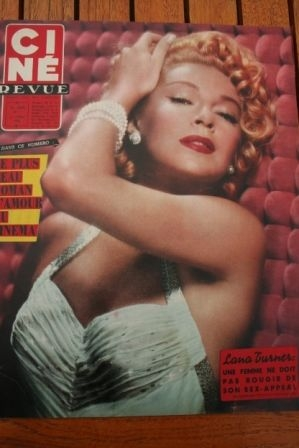 58 Lana Turner Sophia Loren Marina Vlady Robert Hossein
