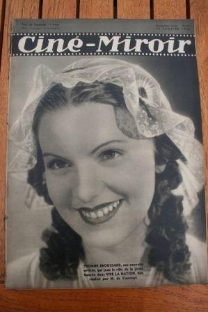 1940 Shirley Temple Carole Lombard Mireille Balin