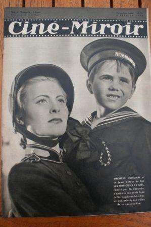 1940 Michele Morgan Jeanette MacDonald June Lang